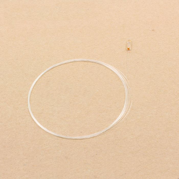 Glass Tube Collimator G-Lens ∮2.78x10mm Low Insertion Loss Single Core Fiber Collimator